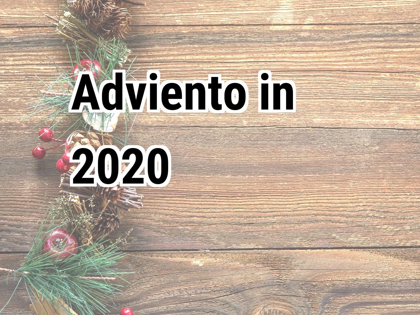 Calendario Adviento 2020.Adviento 2020 Cuando Es Es Adviento En 2020 Espana