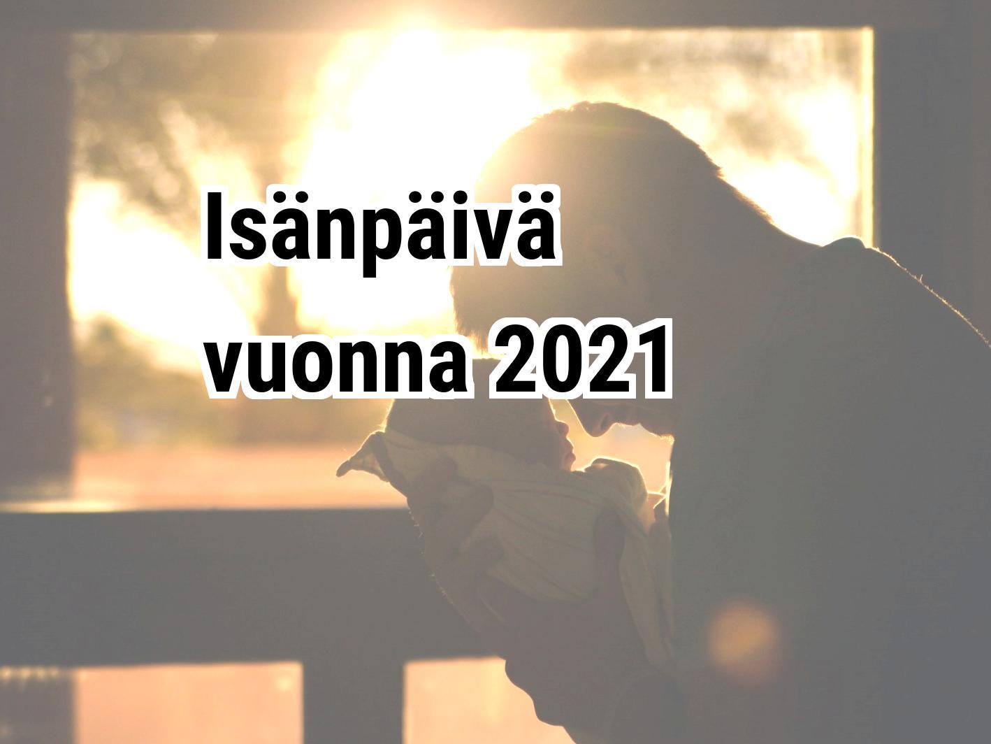 Isänpäivä 2021